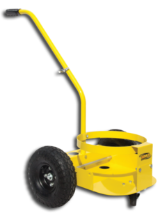 C100 Bucket Cart For SMK Cordless Battery Powered Sprayers