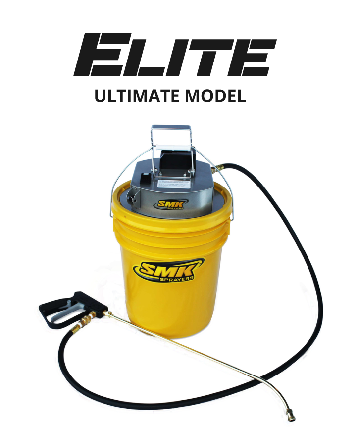 Elite Sprayer